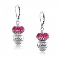 Bling Jewelry Survivor Earrings