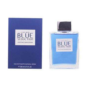 Antonio Banderas - BLUE SEDUCTION MAN edt vaporizador 200 ml