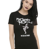 My Chemical Romance The Black Parade Girls T-Shirt