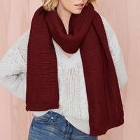 Julia Knit Scarf
