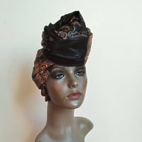 Authentic African Headwrap