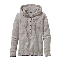 Patagonia Women's Ranchito Hoody | Raw Linen