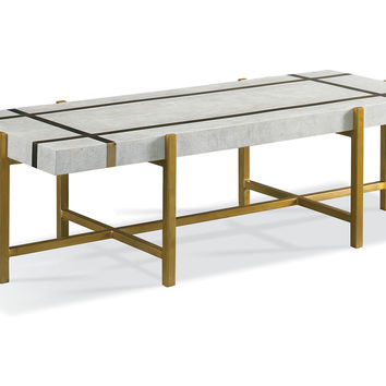 Mustique Cocktail Table, Coffee Table Base, Sofa Table