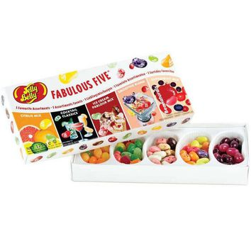 Jelly Belly Fabulous Five Jelly Beans Gift Box