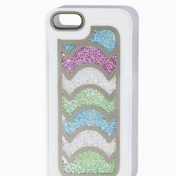 Shimmering Wave iPhone 5/5S, 6 Case | Fashion Technology – Belle de Jour | charming charlie