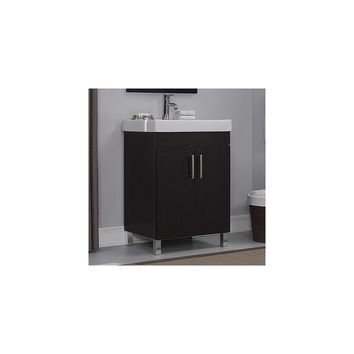 RunFine Group Larissa 24'' Single Vanity Set II