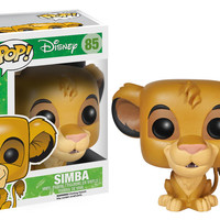 POP! Disney: Lion King Simba for Collectibles | GameStop