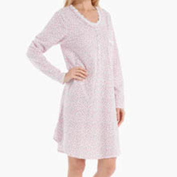 Eileen West 5315879 Tuscany Short Nightgown