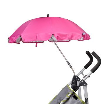 Baby Stroller Umbrella |  Sun Visor | Sun Shade Cover for Stroller | Accessory | Pick your color