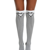 The Nightmare Before Christmas Jack Skellington Cosplay Knee-High Socks