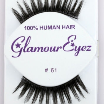 Extra Thick Varied Length False Eyelashes