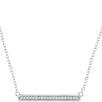 1-10Center Total Weight -Diamond NECKLACE
