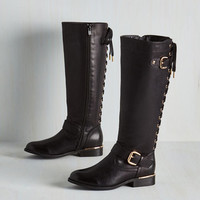 On Vocation Time Boot in Black