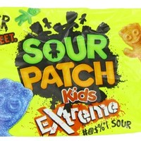 Sour Patch Kids Xtreme, 1.8-Ounce Bags (Pack of 48)