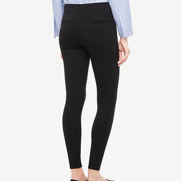 Side Zip Leggings | Ann Taylor