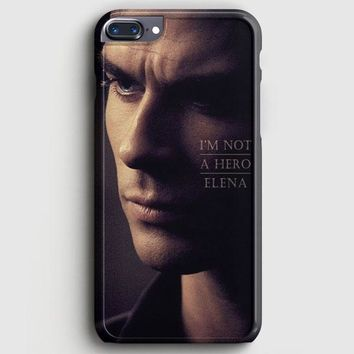 Damon Vampires Diaries iPhone 8 Plus Case | casescraft