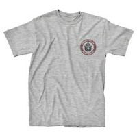 Smokey Bear ® Men's T-Shirt Charcoal : Target