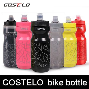 Costelo cycling Club Cycling Bike Bicycle Water Bottles Outdoor Sports Water Bottle,710ml Flask Pressing Rapha Water Bottle