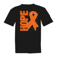 Kidney Cancer Hope Ribbon T-Shirts