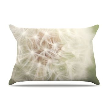 "Catherine McDonald ""Dandelion"" Pillow Case"