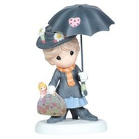 Precious Moments Disney Show Case Collection Collectible Figurine, You're Perfect In Every Way