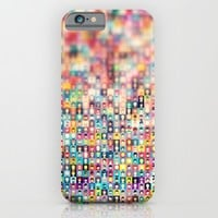 Faces iPhone & iPod Case by Ylenia Pizzetti | Society6