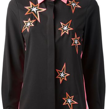 Emma Cook embroidered star blouse