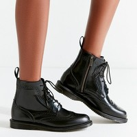 Dr. Martens Delphine 8-Eye Brogue Boot | Urban Outfitters