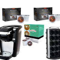 Keurig K10 Coffee Maker w/ 30 K-Cup Pods & 30ct Carousel - K43360 — QVC.com