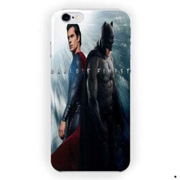 Batman Vs Superman For iPhone 6 / 6 Plus Case