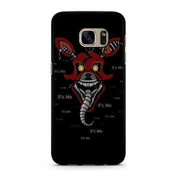 Five Nights At Freddy S - Fnaf 4 Samsung Galaxy S7 Case