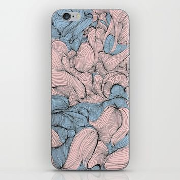 In Mixed Company iPhone & iPod Skin by Ducky B