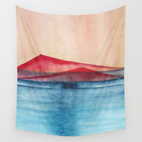 A 0 33 Wall Tapestry by Marco Gonzalez