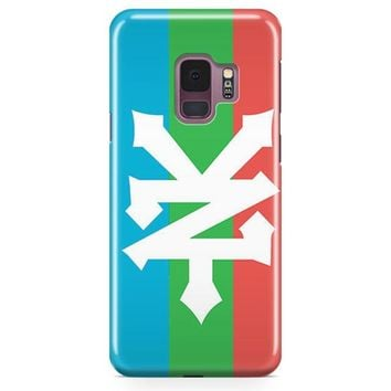 Zoo York Colors Samsung Galaxy S9 Plus Case | Casefantasy