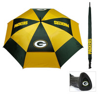 Green Bay Packers NFL 62 double canopy umbrella