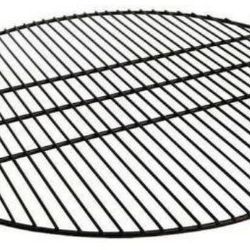 "22"" Round Outdoor Fire Pit Cooking Grate"