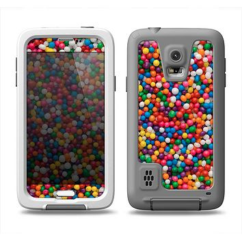The Tiny Gumballs Samsung Galaxy S5 LifeProof Fre Case Skin Set