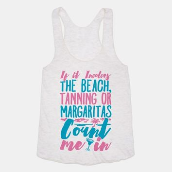 The Beach Tanning and Margaritas