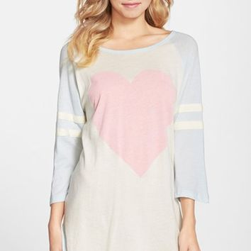 Women's Wildfox Cotton Jersey Nightshirt ,
