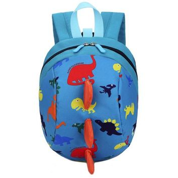 Toddler Backpack class Baby Boys Girls Kids Dinosaur Pattern Animals Backpack Toddler School Bag Designer Famous Brand Backpack Travel MAY14 AT_50_3
