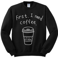 Fall Styel Long Sleeve Alphabet Winter Hoodies [9195599623]