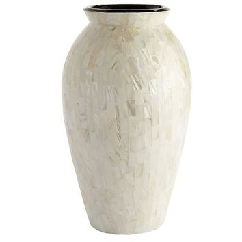 Mother-of-Pearl Vase