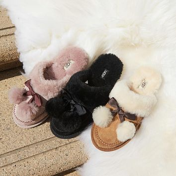 518398bee2e Best Pom Slippers Products on Wanelo