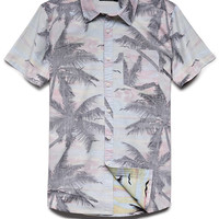 Tropic Print Pocket Shirt