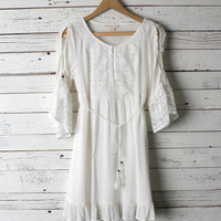 Scharlie Boho Dress - RESTOCKED