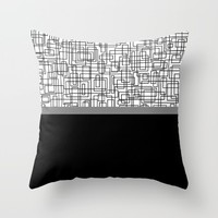 pola v.3 Throw Pillow by Trebam | Society6