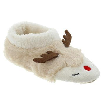 Olive The Other Reindeer Slippers