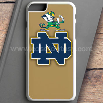 Rare Notre Dame Fighting Irish iPhone 6 Plus Case | casefantasy