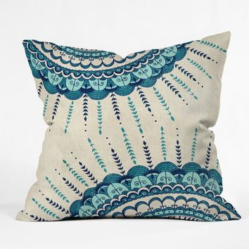 RosebudStudio Be Bold Outdoor Throw Pillow