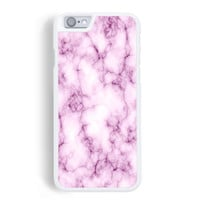 iPhone 6 Case, iPhone 6 Plus Case, iPhone 5S Case, iPhone 5 Case, iPhone 5C Case, iPhone 4S Case, iPhone 4 Case - Pink Marble
